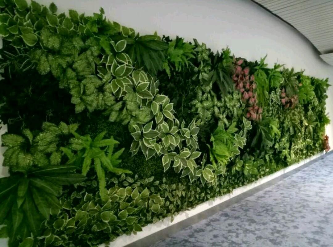 Jasa Pembuatan Vertical Garden Sintetis Jakarta